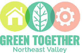 Green Together: Northeast Valley logo